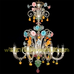 Venetian-glass-Chandeliers