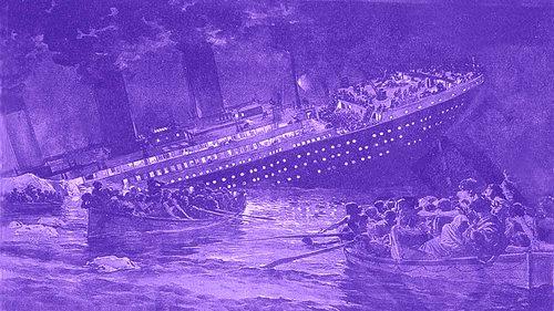 7-TitanicSinkingScene