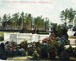 Georgian Court cards B426