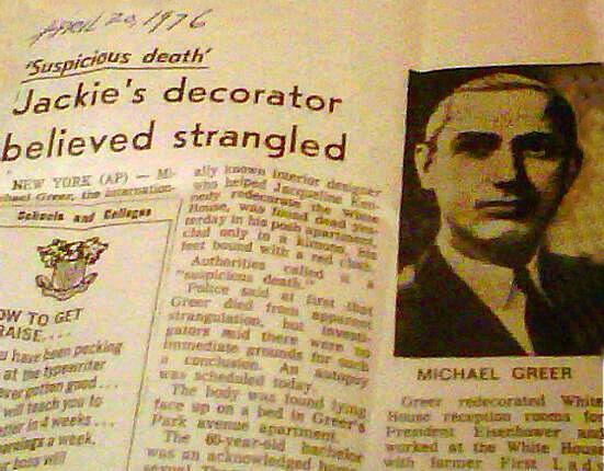 Van Day Truex Drawings Michael Greer's Splendid