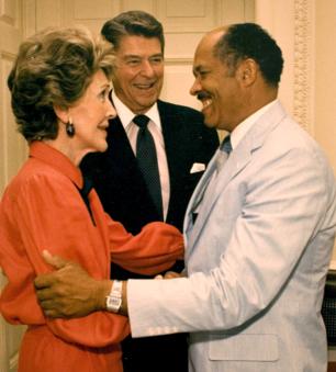 Eugene-Allen-with-Reagan-youtube